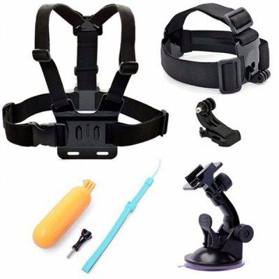 Universal 5 - in - 1 Action Camera Accessory Kit