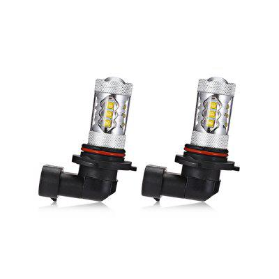 CREE - 3535 - 16SMD 9006 Car Fog Light - 2PCS