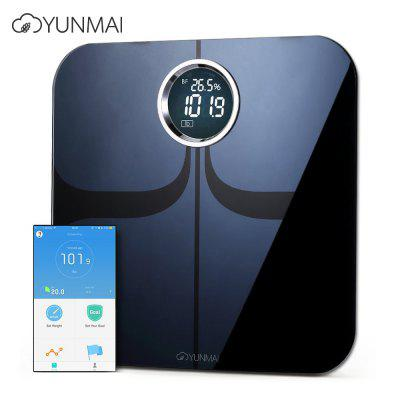 YUNMAI M1301 Bluetooth Smart Weighing Scale