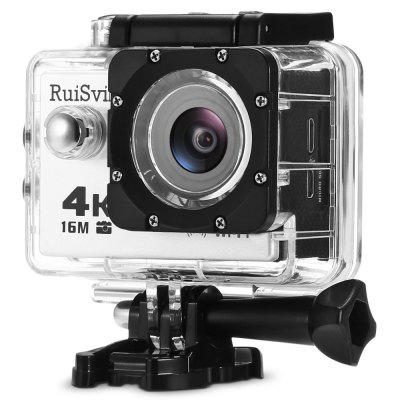RUISVIN V3R 4K UHD WiFi Action Camera Allwinner V3 Chipset