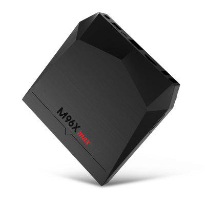 M96X Max 2/16GB TV Box EU Plug