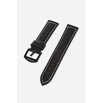 SHI WEI BAO 20mm Leopard Printed Watch Strap