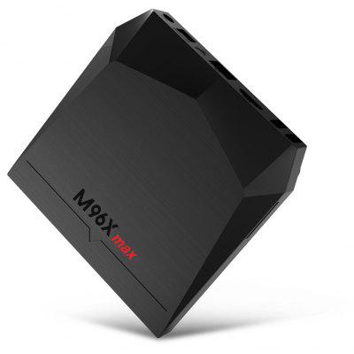 M96X Max Amlogic S905X TV Box with Android 7.1 Bluetooth 4.0