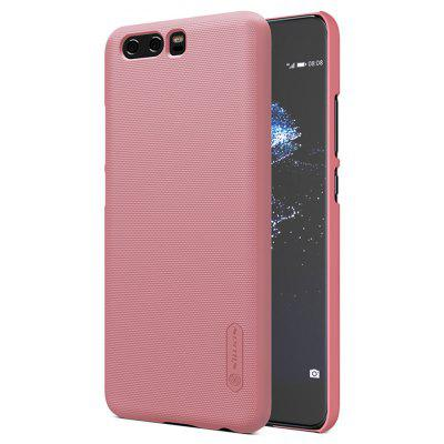 Buy ROSE GOLD Nillkin Frosted Case for HUAWEI P10 for $9.06 in GearBest store