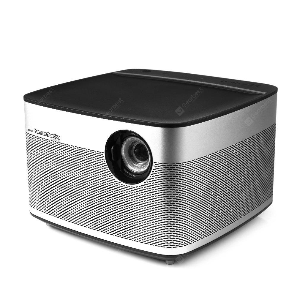 Asas XGIMI H1 DLP Projektor Android 5.1 Home Theater - BLACK