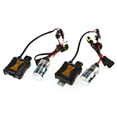 9006 55W Xenon HID Head Lamp Kit