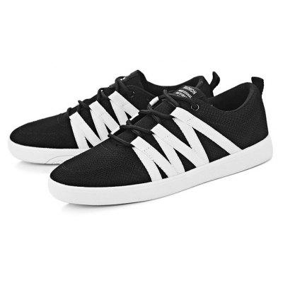 Summer Mesh Cycling Casual Men Board Shoes