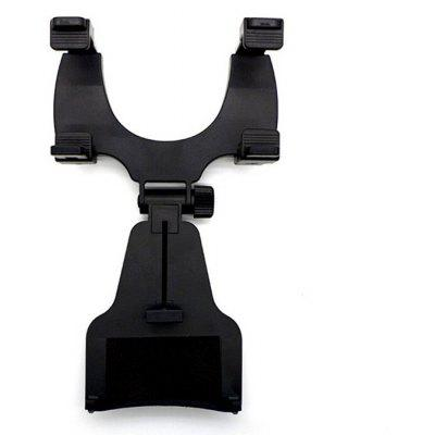 Car Rearview Mirror Hooked Phone Holder