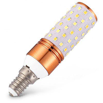 E14 1100LM 16W 6000K 84 LEDs SMD 2835 Corn Light Bulb