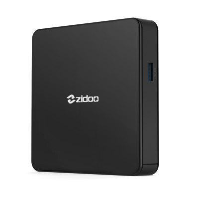 Zidoo X7 RK3328 Smart TV BoxTV Box &amp; Mini PC<br>Zidoo X7 RK3328 Smart TV Box<br><br>Antenna: No<br>Audio format: AAC, MP3, OGG, FLAC, WAV, WMA, TrueHD, DTS, DDP, APE, AC3, HD<br>Bluetooth: Bluetooth 4.1<br>Brand: ZIDOO<br>Camera: Without<br>Core: Quad Core, 2.0GHz<br>CPU: ARM Cortex-A53<br>Decoder Format: H.264, HD MPEG4, H.265, H.263<br>DVD Support: No<br>External Subtitle Supported: Yes<br>GPU: Mali-450MP2<br>HDMI Function: HDCP<br>HDMI Version: 2.0<br>Language: English,Multi-language<br>Max. Extended Capacity: 64G<br>Other Functions: External Subtitle<br>Package Contents: 1 x TV Box, 1 x Remote Control, 1 x HDMI Cable, 1 x Power Adapter, 1 x User Manual<br>Package size (L x W x H): 17.90 x 14.40 x 6.50 cm / 7.05 x 5.67 x 2.56 inches<br>Package weight: 0.6400 kg<br>Photo Format: TIFF, PNG, JPEG, GIF, BMP<br>Power Consumption.: 5V  2A<br>Power Supply: Charge Adapter<br>Power Type: External Power Adapter Mode<br>Processor: RK3328<br>Product size (L x W x H): 10.90 x 10.90 x 2.00 cm / 4.29 x 4.29 x 0.79 inches<br>Product weight: 0.2000 kg<br>RAM: 2G RAM<br>RAM Type: DDR3<br>RJ45 Port Speed: 100M<br>ROM: 8G ROM<br>Support 5.1 Surround Sound Output: Yes<br>System: Android 7.1<br>System Activation: Yes<br>System Bit: 64Bit<br>TV Box Features: 5.1 Surround Sound Output<br>Type: TV Box<br>Video format: H.265, 4K x 2K, H.264<br>WiFi Chip: AP6255