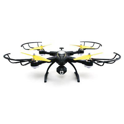 JJRC H39WH CYGNUS Foldable RC Quadcopter - RTFRC Quadcopters<br>JJRC H39WH CYGNUS Foldable RC Quadcopter - RTF<br><br>Age: Above 14 years old, Above 14 years old<br>Battery: 7.4V 600mAh lithium-ion, 7.4V 600mAh lithium-ion<br>Brand: JJRC<br>Built-in Gyro: 6 Axis Gyro, 6 Axis Gyro<br>Channel: 4-Channels, 4-Channels<br>Charging Time.: 90mins, 90mins<br>Compatible with Additional Gimbal: No, No<br>Control Distance: 100-300m, 100-300m<br>Detailed Control Distance: About 150m, About 150m<br>Features: WiFi APP Control, WiFi FPV, WiFi FPV, Brushed Version, Camera, Radio Control, WiFi APP Control<br>Flying Time: 8~9mins, 8~9mins<br>FPV Distance: 5  - 20m, 5  - 20m<br>Functions: Headless Mode, WiFi Connection, With light, 3D rollover, Forward/backward, Up/down, Turn left/right, Air Press Altitude Hold, With light, WiFi Connection, Forward/backward, Sideward flight, 3D rollover, Headless Mode, Turn left/right, Air Press Altitude Hold, Up/down, Sideward flight<br>Kit Types: RTF, RTF<br>Level: Beginner Level, Beginner Level<br>Model: H39WH<br>Model Power: Built-in rechargeable battery, Built-in rechargeable battery<br>Motor Type: Brushed Motor, Brushed Motor<br>Package Contents: 1 x Quadcopter ( Battery Included ), 1 x Transmitter, 1 x USB Cable, 2 x Spare Propeller, 4 x Landing Gear,  1 x Set of Screws, 1 x Screwdriver, 1 x Chinese-English Manual, 1 x Quadcopter ( Battery Included ), 1 x Transmitter, 1 x USB Cable, 2 x Spare Propeller, 4 x Landing Gear,  1 x Set of Screws, 1 x Screwdriver, 1 x Chinese-English Manual<br>Package size (L x W x H): 35.30 x 11.60 x 22.40 cm / 13.9 x 4.57 x 8.82 inches, 35.30 x 11.60 x 22.40 cm / 13.9 x 4.57 x 8.82 inches<br>Package weight: 0.8710 kg, 0.8710 kg<br>Product weight: 0.1974 kg, 0.1974 kg<br>Radio Mode: Mode 2 (Left-hand Throttle),WiFi APP, Mode 2 (Left-hand Throttle),WiFi APP<br>Remote Control: 2.4GHz Wireless Remote Control, 2.4GHz Wireless Remote Control<br>Sensor: Barometer, Barometer<br>Size: Large, Large<br>Transmitter Power: 4 x 1