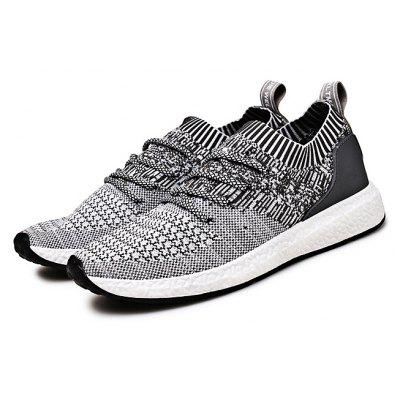 Popular Fly Woven Men Leisure Shoes