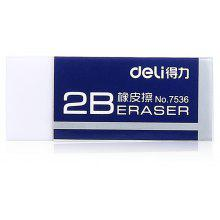 Deli 7536 2B Eraser for School / Office