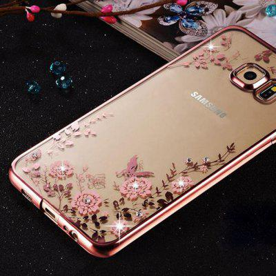 Electroplating TPU Case CoverSamsung S Series<br>Electroplating TPU Case Cover<br><br>Compatible with: Samsung Galaxy S8 Plus<br>Features: Anti-knock, Back Cover<br>Material: TPU<br>Package Contents: 1 x Phone Case<br>Package size (L x W x H): 15.10 x 8.30 x 1.73 cm / 5.94 x 3.27 x 0.68 inches<br>Package weight: 0.0400 kg<br>Product size (L x W x H): 14.10 x 7.30 x 0.73 cm / 5.55 x 2.87 x 0.29 inches<br>Product weight: 0.0200 kg<br>Style: Pattern
