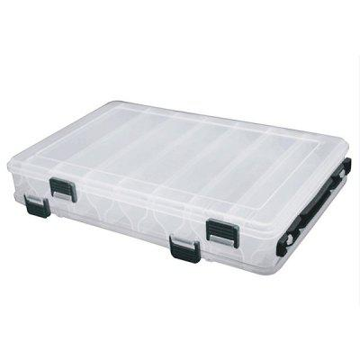 14 Compartments Plastic Fish Bait Fishing Tackle Storage Box
