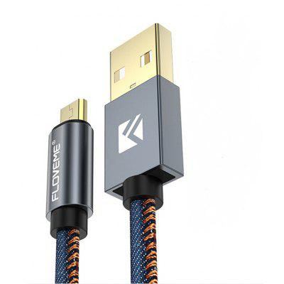 FLOVEME Denim Micro USB Cable