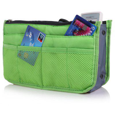 Cosmetics Notebook Small Gadgets Storage Mesh Bag Travel Organizer