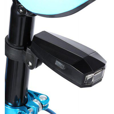 ANTUSI A4 Smart Anti-theft Bicycle Warning Alarm Rear Light