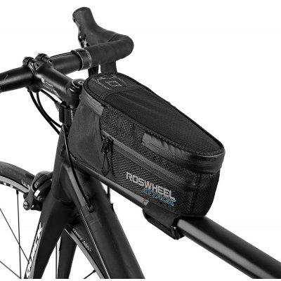 ROSWHEEL 121370 Water-resistant 1.5L Bike Front Tube Bag