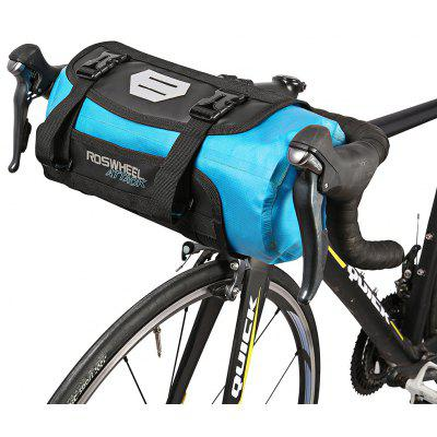 Roswheel 111369 Water Resistant 7l Bike Handlebar Bag Pack