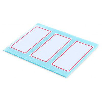 Deli 7186 Post-it Sticker Notes Bookmark Marker 34 x 73mm
