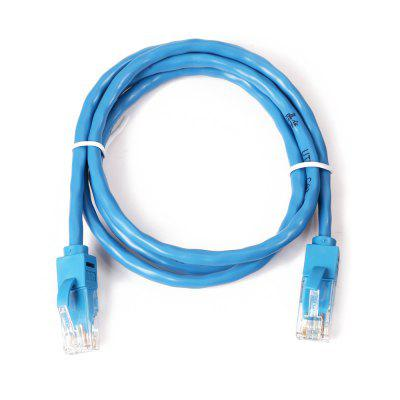 JH 1M CAT5E Networking CableNetworking Accessories<br>JH 1M CAT5E Networking Cable<br><br>Brand: JH<br>Interface: RJ45<br>Package size: 20.00 x 12.00 x 5.00 cm / 7.87 x 4.72 x 1.97 inches<br>Package weight: 0.0550 kg<br>Packing List: 1 x CAT5E Networking Cable<br>Product size: 100.00 x 1.50 x 1.20 cm / 39.37 x 0.59 x 0.47 inches<br>Product weight: 0.0360 kg<br>Type: CAT5E Networking Cable