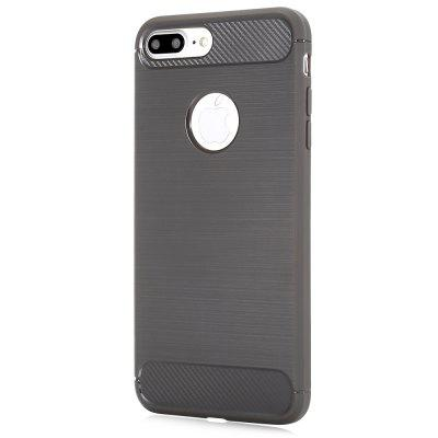 Luanke Case for iPhone 7 PlusiPhone Cases/Covers<br>Luanke Case for iPhone 7 Plus<br><br>Brand: Luanke<br>Compatible for Apple: iPhone 7 Plus<br>Features: Anti-knock, Back Cover<br>Material: Carbon Fiber<br>Package Contents: 1 x Phone Case, 1 x Phone Case<br>Package size (L x W x H): 21.00 x 13.00 x 2.00 cm / 8.27 x 5.12 x 0.79 inches<br>Package weight: 0.0500 kg<br>Product size (L x W x H): 16.20 x 8.00 x 1.00 cm / 6.38 x 3.15 x 0.39 inches<br>Product weight: 0.0260 kg<br>Style: Cool, Pattern, Modern