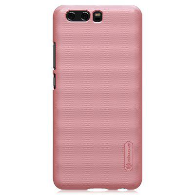 Nillkin Frosted Phone CaseCases &amp; Leather<br>Nillkin Frosted Phone Case<br><br>Brand: Nillkin<br>Compatible Model: P10 Plus<br>Features: Anti-knock, Back Cover<br>Mainly Compatible with: HUAWEI<br>Material: PC<br>Package Contents: 1 x Phone Case, 1 x Screen Film, 1 x Dust Remover, 1 x Cleaning Cloth<br>Package size (L x W x H): 19.00 x 11.00 x 2.50 cm / 7.48 x 4.33 x 0.98 inches<br>Package weight: 0.0830 kg<br>Product Size(L x W x H): 15.50 x 7.60 x 0.90 cm / 6.1 x 2.99 x 0.35 inches<br>Product weight: 0.0180 kg<br>Style: Modern, Solid Color, Round Dots