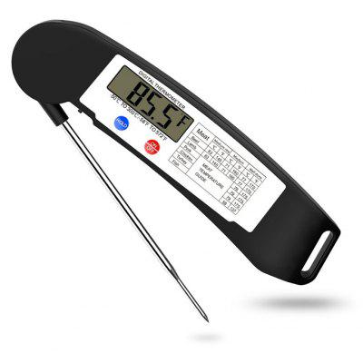 Digitaler Thermometer für Fleisch, Barbecue