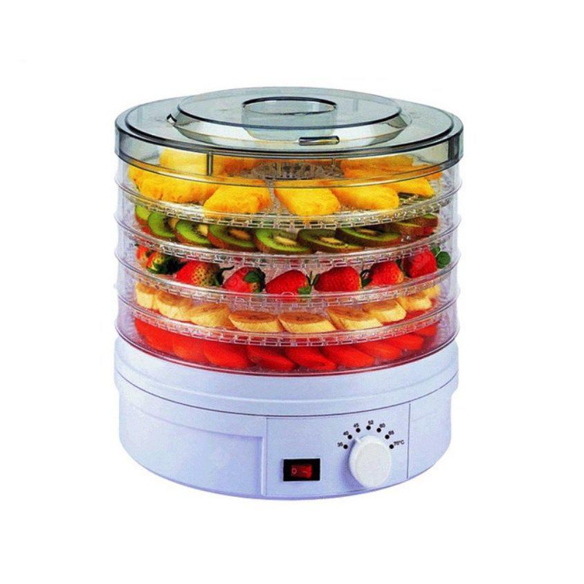 WHITE Electric 5-tier Food Fruit Dehydrator