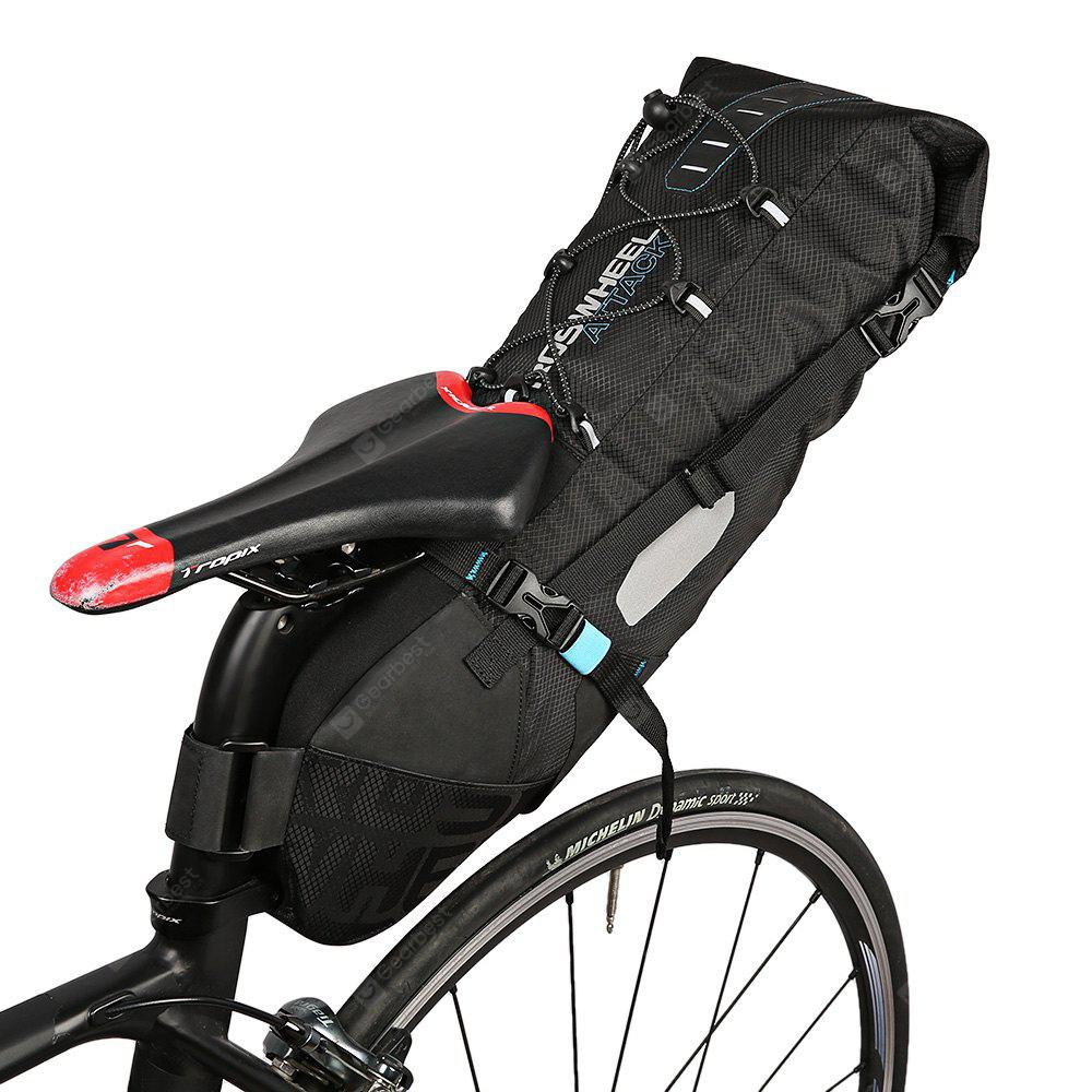 Bons Plans Gearbest Amazon - ROSWHEEL 131372 Water resistant 10L Bike Tail Bag Pack