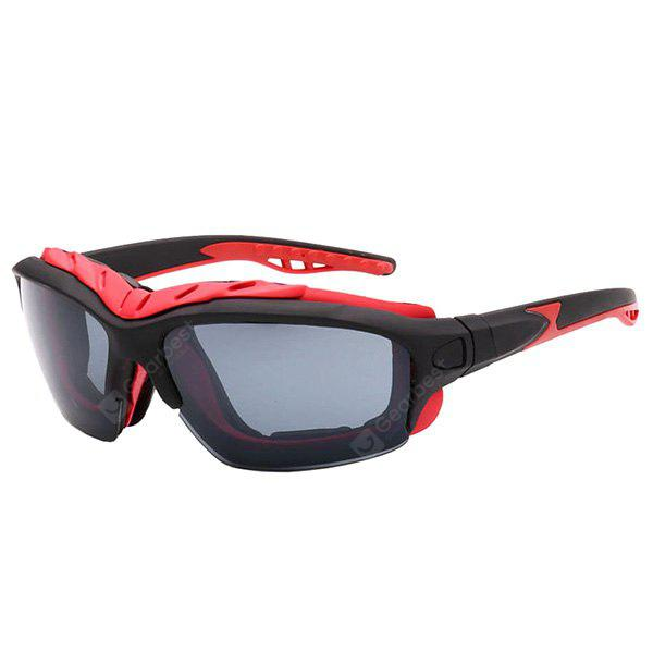 COLORMIX UV400 Skiing Cycling Sunglasses with Anti-explosion PC Lens