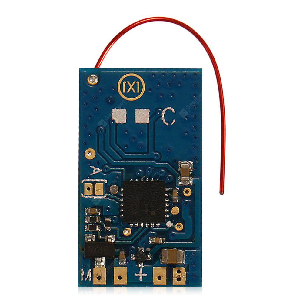 Micro 2.4GHz 8CH PPM Receiver