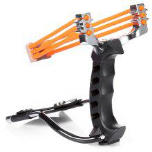 Aluminum Alloy Wrist Slingshot with Magnet for Training