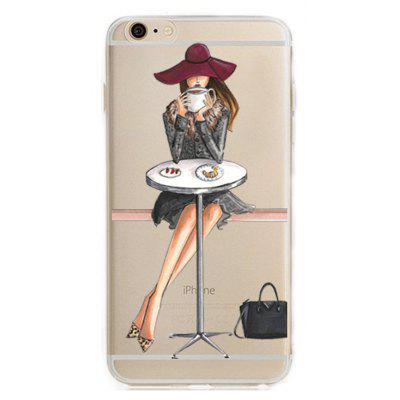 Pretty Girl Case for iPhone 7