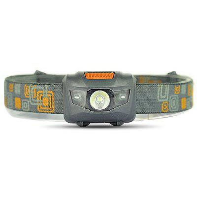 3W 200LM 4 Mode LED Headlamp