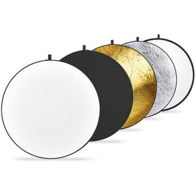 110cm 5 in 1 Studio Photo Reflector