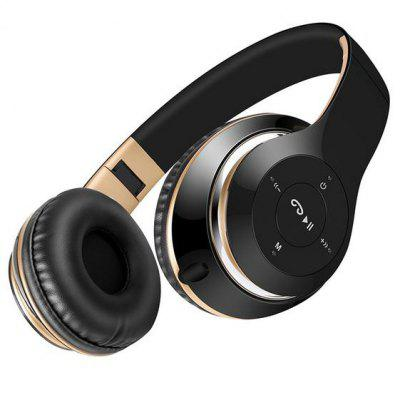 BT - 09 Over-ear Foldable Heavy Bass Bluetooth Headset