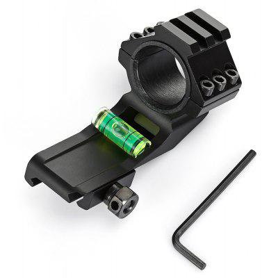 Bubble Spirit Level Base Mount for 25 / 30mm Sighting Device