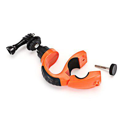 A1 Universal Bicycle Holder for Action Camera / CamcorderAction Cameras &amp; Sport DV Accessories<br>A1 Universal Bicycle Holder for Action Camera / Camcorder<br><br>Accessory type: Mount Holder<br>Compatible with: Universal Camera<br>Package Contents: 1 x A1 Universal Bicycle Holder<br>Package size (L x W x H): 20.00 x 13.00 x 5.50 cm / 7.87 x 5.12 x 2.17 inches<br>Package weight: 0.1140 kg<br>Product size (L x W x H): 14.50 x 3.50 x 8.50 cm / 5.71 x 1.38 x 3.35 inches<br>Product weight: 0.0800 kg