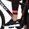 Robesbon Cycling Pants Leg Tape - BLACK
