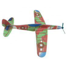 Novelty Assembly Airplane Model for Kids DIY