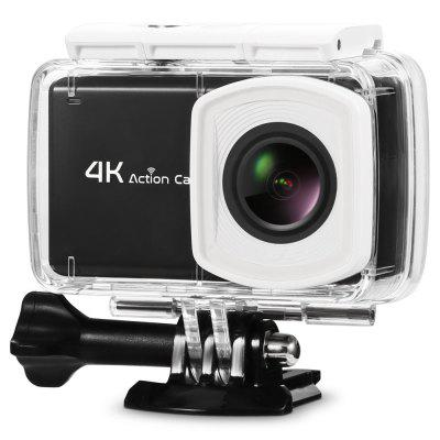 4K Ultra HD Sports DV WiFi Action Camera
