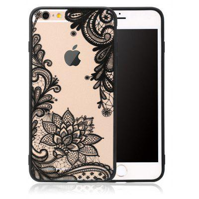 Lace Flower Phone Case Cover for iPhone 7