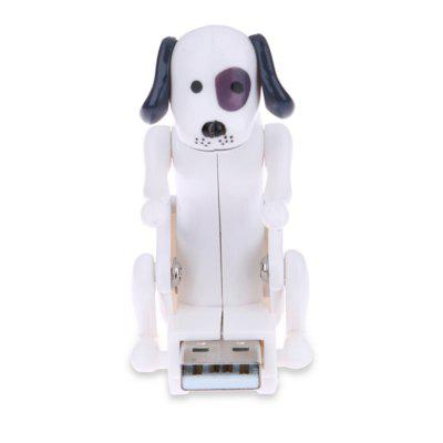 Cute Rascal Dog U DiskUSB Flash Drives<br>Cute Rascal Dog U Disk<br><br>Available Capacity: 8G<br>Compatible with: IOS, Windows, Android, Computer, Smartphones<br>Interface: USB 2.0<br>Max. Read Speed: 15 - 20MB/s<br>Max. Write Speed: 8 - 10MB/s<br>Package Contents: 1 x USB Flash Drive<br>Package size (L x W x H): 8.00 x 5.00 x 8.00 cm / 3.15 x 1.97 x 3.15 inches<br>Package weight: 0.0600 kg<br>Product size (L x W x H): 6.00 x 2.80 x 5.70 cm / 2.36 x 1.1 x 2.24 inches<br>Product weight: 0.0400 kg<br>Style: Cartoon<br>Type: USB Stick