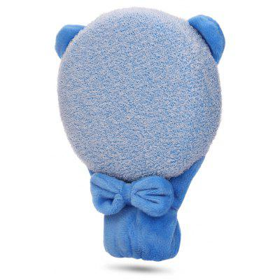 PTBL Shower Head Bath Towel Scrubber