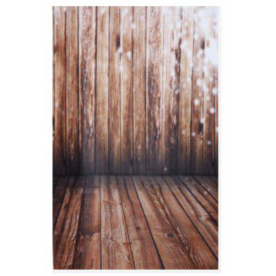 Wood Board Photography Background Cloth