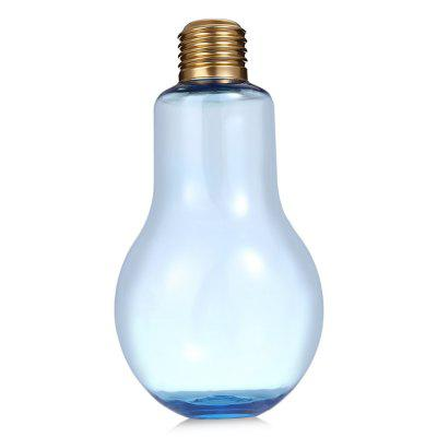 300ml Creative Bulb-shaped Bottle Cup