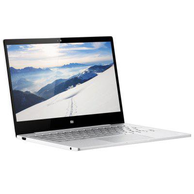 Xiaomi Notebook Air 12.5Laptops<br>Xiaomi Notebook Air 12.5<br><br>3.5mm Headphone Jack: Yes<br>AC adapter: 100-240V 5V 2A<br>Battery Type: Li-ion polymer battery, 7.4V / 5000mAh<br>Bluetooth: Bluetooth 4.1<br>Brand: Xiaomi<br>Caching: 4MB<br>Camera type: Single camera<br>Charger: 1<br>Charging Time.: 1-2 hours<br>Core: 1.2GHz, Dual Core<br>CPU: Intel Core i5 7Y54<br>CPU Brand: Intel<br>CPU Series: Core i5<br>Display Ratio: 16:9<br>English Manual: 1<br>Front camera: 1.0MP<br>Graphics Card Frequency: 300MHz - 950MHz<br>Graphics Chipset: Intel HD Graphics 615<br>Graphics Type: Integrated Graphics<br>Hard Disk Interface Type: SATA + M.2<br>Hard Disk Memory: 256GB SSD<br>LAN Card: Yes<br>Languages: Windows OS is built-in Chinese language pack<br>Largest RAM Capacity: 16GB<br>MIC: Supported<br>Model: Air 12.5<br>MS Office format: Word, PPT, Excel<br>Notebook: 1<br>OS: Windows 10<br>Package size: 33.00 x 24.00 x 8.50 cm / 12.99 x 9.45 x 3.35 inches<br>Package weight: 2.8000 kg<br>Picture format: JPEG, BMP, PNG, JPG, GIF<br>Power Consumption: 3.5W<br>Process Technology: 14nm<br>Product size: 29.20 x 20.20 x 1.29 cm / 11.5 x 7.95 x 0.51 inches<br>Product weight: 1.0750 kg<br>RAM: 8GB<br>RAM Slot Quantity: One<br>RAM Type: LPDDR3<br>Screen resolution: 1920 x 1080 (FHD)<br>Screen size: 12.5 inch<br>Screen type: IPS<br>Skype: Supported<br>Speaker: Built-in Dual Channel Speaker<br>Standard HDMI Slot: Yes<br>Standby time: 7-8 hours<br>Threading: 4<br>Type: Notebook<br>Type-C: Yes<br>USB Host: Yes (USB 3.0)<br>WIFI: 802.11a/b/g/n/ac wireless internet<br>WLAN Card: Yes<br>Youtube: Supported