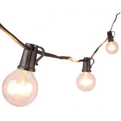 25 Bulbs Tungsten Wire Decoration String Light